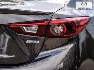 2015  Mazda3 GT   Navi   Sunroof   Htd Sts   Bose   Alloys