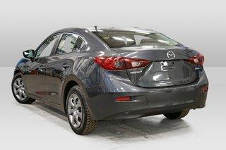 Mazda Mazda3 GX AC Rearview camera Bluetooth 2017