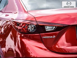 Mazda3 GX   No Accidents   Black Rims   Rear Camera 2017