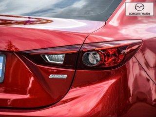 2017  Mazda3 GX   No Accidents   Black Rims   Rear Camera