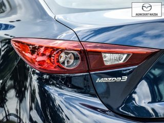 Mazda3 GS   Navi   Htd Sts   Rear Cam   Blind Spot 2017