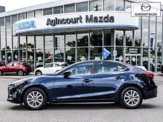 2017  Mazda3 GS   Navi   Htd Sts   Rear Cam   Blind Spot