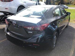 2018 Mazda Mazda3 GX  0% 72 MOIS / MONTHS FINANCING  WOW