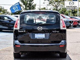 2009  Mazda5 GS   No Accidents   6 Seats   Slide Doors   A/C