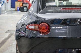 2018 Mazda MX-5 RF GS NOIR SUR NOIR