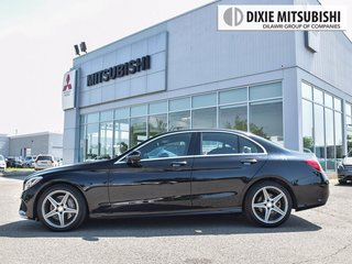 2016 Mercedes-Benz C300 4MATIC Sedan in Mississauga, Ontario - 3 - w320h240px