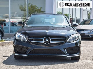 2016 Mercedes-Benz C300 4MATIC Sedan in Mississauga, Ontario - 2 - w320h240px