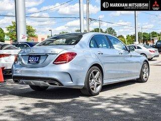 2017 Mercedes-Benz C300 4MATIC Sedan in Markham, Ontario - 4 - w320h240px