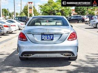 2017 Mercedes-Benz C300 4MATIC Sedan in Markham, Ontario - 5 - w320h240px