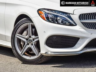 2018 Mercedes-Benz C300 4MATIC Coupe in Markham, Ontario - 6 - w320h240px
