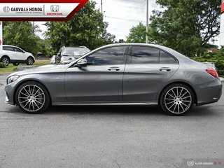 2017 Mercedes-Benz C43 AMG 4MATIC Sedan in Oakville, Ontario - 3 - w320h240px