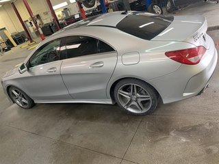 2014 Mercedes-Benz CLA250 4MATIC Coupe in Regina, Saskatchewan - 2 - w320h240px