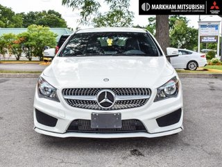 2014 Mercedes-Benz CLA250 4MATIC Coupe in Markham, Ontario - 2 - w320h240px