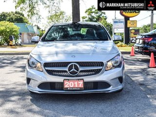 2017 Mercedes-Benz CLA250 4MATIC Coupe in Markham, Ontario - 2 - w320h240px