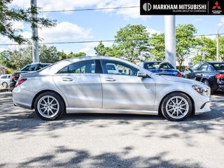 2017 Mercedes-Benz CLA250 4MATIC Coupe in Markham, Ontario - 3 - w320h240px