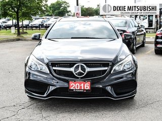 2016 Mercedes-Benz E400 4MATIC Coupe in Mississauga, Ontario - 3 - w320h240px