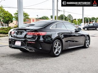 2018 Mercedes-Benz E400 4MATIC Coupe in Markham, Ontario - 4 - w320h240px