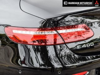 2018 Mercedes-Benz E400 4MATIC Coupe in Markham, Ontario - 6 - w320h240px