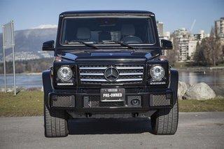 2016 Mercedes-Benz G550 4MATIC