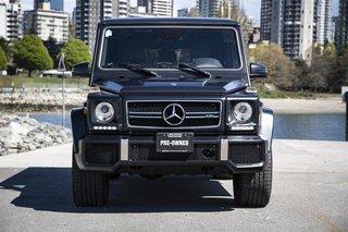 2015 Mercedes-Benz G63 AMG SUV