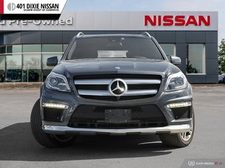 2016 Mercedes-Benz GL350 BlueTEC 4MATIC in Mississauga, Ontario - 2 - w320h240px