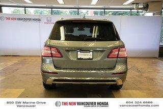 2012 Mercedes-Benz ML350 BlueTEC 4MATIC in Vancouver, British Columbia - 6 - w320h240px