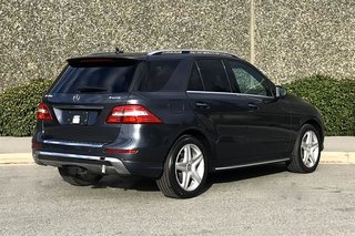 2015 Mercedes-Benz ML400 4MATIC in North Vancouver, British Columbia - 5 - w320h240px