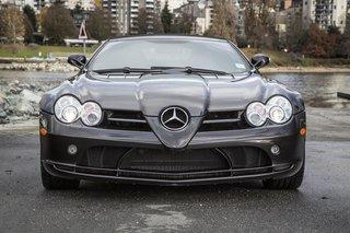 2008 Mercedes-Benz SLR Roadster