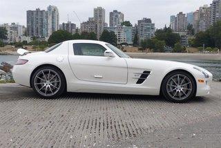 2011 Mercedes-Benz SLS AMG Coupe