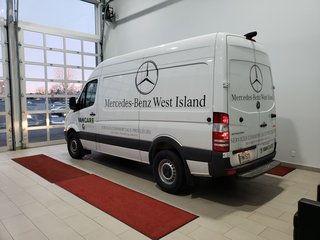 2018 Mercedes-Benz Sprinter Cargo Van Toit haut *DEMO*