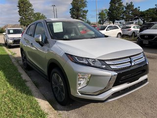 2019 Mitsubishi ECLIPSE CROSS SE S-AWC in Mississauga, Ontario - 3 - w320h240px