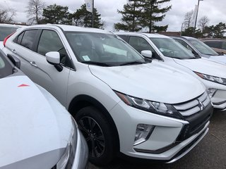 2019 Mitsubishi ECLIPSE CROSS ES S-AWC in Mississauga, Ontario - 4 - w320h240px