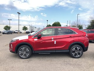 2020 Mitsubishi ECLIPSE CROSS ES S-AWC in Mississauga, Ontario - 2 - w320h240px