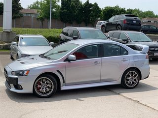 2010 Mitsubishi Lancer Evolution GSR 5sp in Mississauga, Ontario - 4 - w320h240px