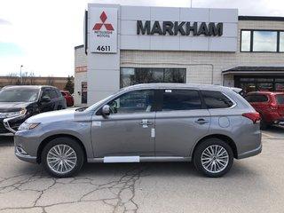 2019 Mitsubishi OUTLANDER PHEV SE S-AWC in Markham, Ontario - 2 - w320h240px