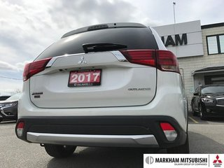 2017 Mitsubishi Outlander GT S-AWC in Markham, Ontario - 4 - w320h240px