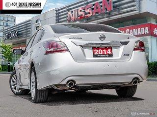 2014 Nissan Altima Sedan 2.5 CVT in Mississauga, Ontario - 4 - w320h240px