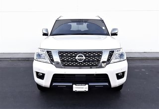 2018 Nissan Armada Platinum at in Vancouver, British Columbia - 3 - w320h240px
