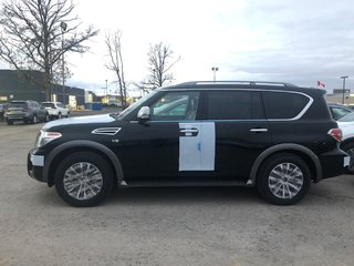 2019 Nissan Armada SL at in Mississauga, Ontario - 2 - w320h240px