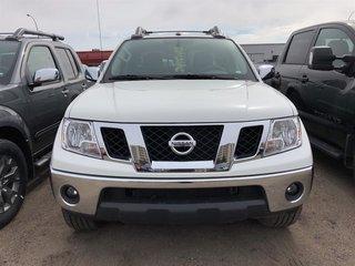 2019 Nissan Frontier Crew Cab SL 4x4 at in Regina, Saskatchewan - 2 - w320h240px