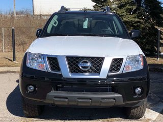 2019 Nissan Frontier Crew Cab PRO-4X 4x4 at in Mississauga, Ontario - 2 - w320h240px