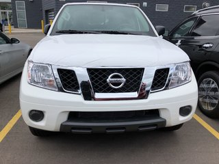 2019 Nissan Frontier Crew Cab SV 4x4 at in Mississauga, Ontario - 2 - w320h240px