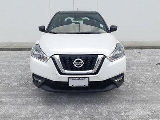 2018 Nissan KICKS SV CVT in Vancouver, British Columbia - 3 - w320h240px