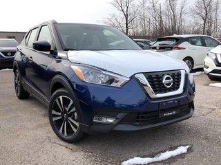 2019 Nissan KICKS SV CVT in Mississauga, Ontario - 2 - w320h240px