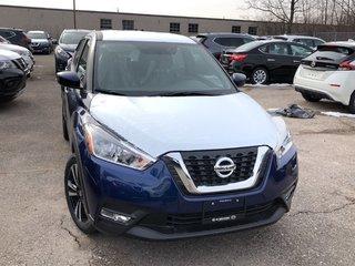 2019 Nissan KICKS SV CVT in Mississauga, Ontario - 4 - w320h240px