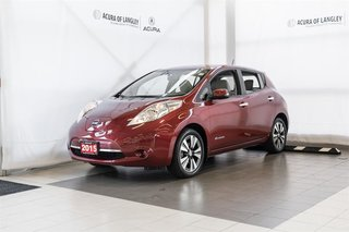 2015 Nissan Leaf SV in Langley, British Columbia - 3 - w320h240px