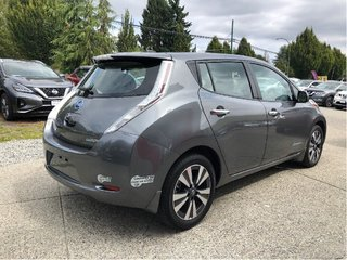 2016 Nissan Leaf SV in Vancouver, British Columbia - 5 - w320h240px