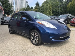 2016 Nissan Leaf SV in Vancouver, British Columbia - 3 - w320h240px