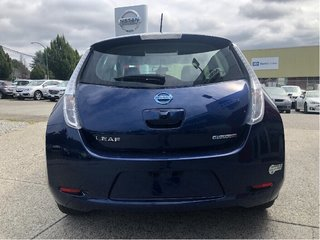 2016 Nissan Leaf SV in Vancouver, British Columbia - 6 - w320h240px