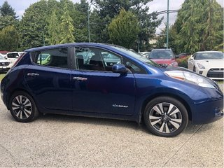2016 Nissan Leaf SV in Vancouver, British Columbia - 4 - w320h240px